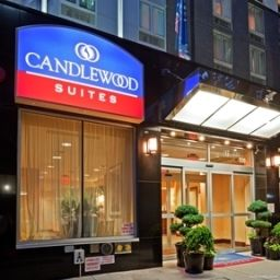 Vista exterior Candlewood Suites NEW YORK CITY- TIMES SQUARE