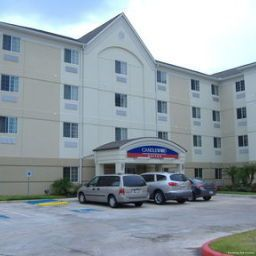 Vista esterna Candlewood Suites HOUSTON MEDICAL CENTER