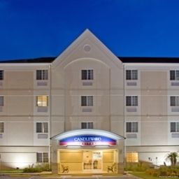 Vista esterna Candlewood Suites HOUSTON