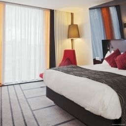 Habitación Crowne Plaza MANCHESTER CITY CENTRE