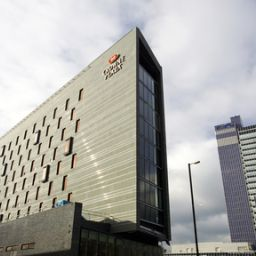 Vista exterior Crowne Plaza MANCHESTER CITY CENTRE