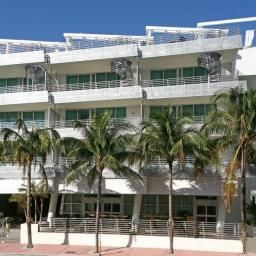 Vista exterior Crowne Plaza SOUTH BEACH - Z OCEAN HOTEL