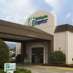 Vista exterior Holiday Inn Express SAN JOSE COSTA RICA AIRPORT