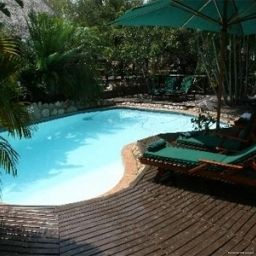 Piscine MKUZE FALLS GAME LODGE