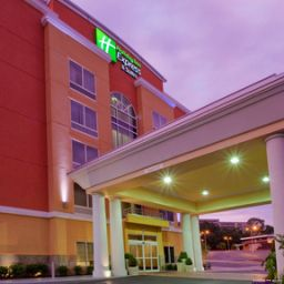 Vista esterna Holiday Inn Express Hotel & Suites CHATTANOOGA DOWNTOWN