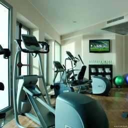 Wellness/fitness Doubletree by Hilton Olbia