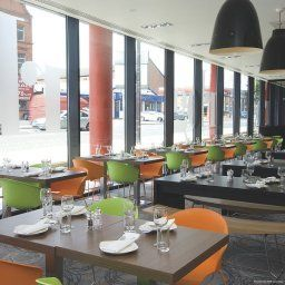 Restauracja Park Inn By Radisson Manchester City Centre