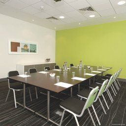Conference room Park Inn By Radisson Manchester City Centre