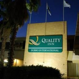 Exterior view Quality Inn Dubbo International