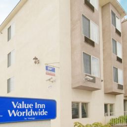 Vista exterior Value Inn Worldwide Inglewood