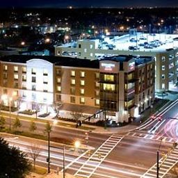 Exterior view SpringHill Suites Norfolk Old Dominion University