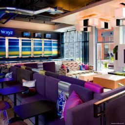 Bar Aloft Houston by the Galleria