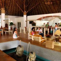 Hall Soleil Pacifico Resort Meeting and