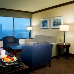 Suite DoubleTree by Hilton Cleveland Downtown - Lakeside