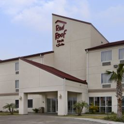 Exterior view Red Roof Inn and Suites Suites Corpus Christi