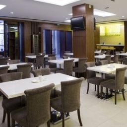 Ristorante Holiday Inn Express SHANGHAI JINQIAO CENTRAL