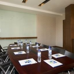 Sala congressi Holiday Inn Express SHANGHAI JINQIAO CENTRAL