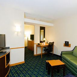 Номер Fairfield Inn & Suites Columbus Polaris
