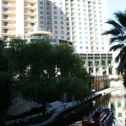 Vista esterna Embassy Suites RiverwalkDowntown