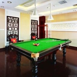Wellness/fitness area Luban Yizhou Hotel