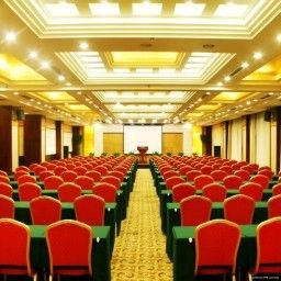 Conference room Luban Yizhou Hotel