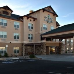 Фасад AZ  Tucson City Center Country Inn & Suites By Carlson