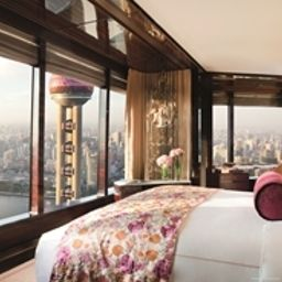 Chambre Pudong The Ritz-Carlton Shanghai