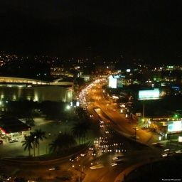 Vista esterna Holiday Inn Express SAN PEDRO SULA
