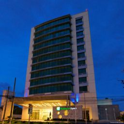 Vista exterior Holiday Inn Express SAN PEDRO SULA