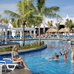 Pool Hotel Riu Montego Bay