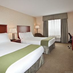 Zimmer Holiday Inn Express Hotel & Suites EDMONTON NORTH