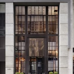 Фасад Andaz 5th Avenue  - a Hyatt Hotel