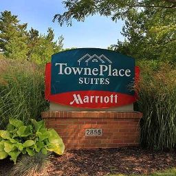 Фасад TownePlace Suites East Lansing
