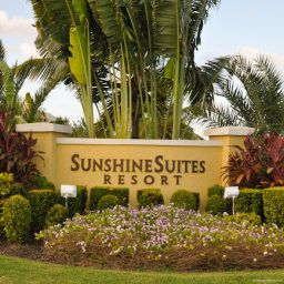 Exterior view Sunshine Suites Resort