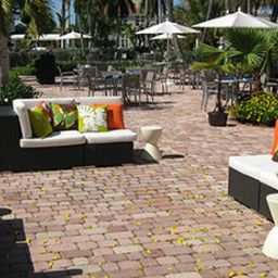 Bar Wyndham Garden Miami South Beach