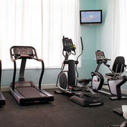 Sala spa/fitness Wyndham Garden Miami South Beach