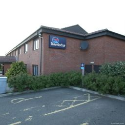 Vista esterna TRAVELODGE DUNDEE