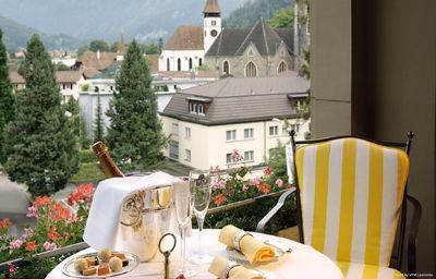Camera Lindner Grand Hotel Beau Rivage Interlaken (Bern)
