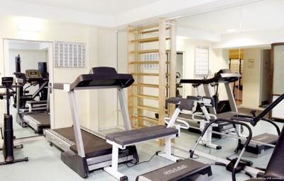 Wellness/fitness area Quality Ambassador Hamburg