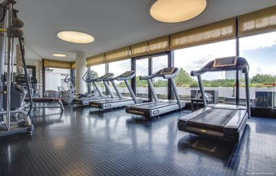 Wellness/fitness Radisson Blu Hamburg