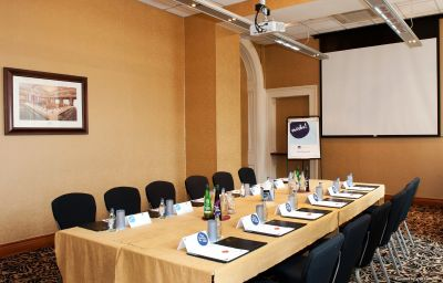 Conference room Best Western Premier Queen Chester (England)
