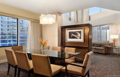 Habitación Swissotel Chicago