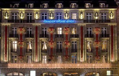 Außenansicht Excelsior Hotel Ernst