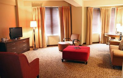 Suite DoubleTree by Hilton Memphis Downtown Memphis (Tennessee)