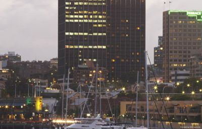Vista exterior The Sydney Boulevard Hotel Sydney (State of New South Wales)