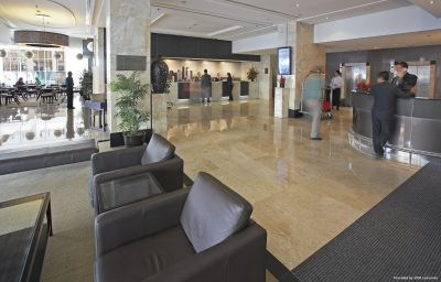 Hall The Sydney Boulevard Hotel Sydney (State of New South Wales)