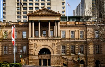Фасад InterContinental SYDNEY Sydney (State of New South Wales)