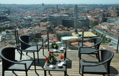 Bar Hotel Dom Henrique - Downtown Porto