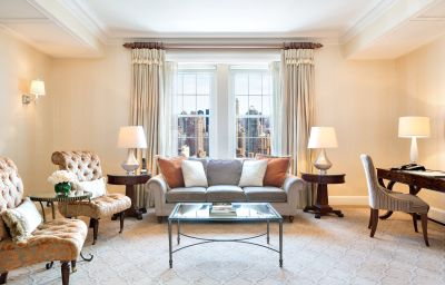Suite THE PIERRE NEWYORK A TAJ HOTEL New York (Manhattan, New York)