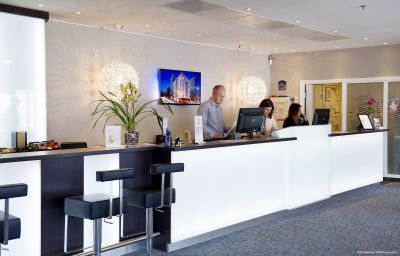 Hall Best Western Mercur Copenhagen (Capital Region of Denmark)